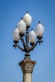 Lámpara de calle del vintage Imágenes de archivo libres de regalías