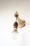 Lámpara de calle del vintage Foto de archivo libre de regalías