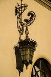 Lámpara de calle en Florencia Imágenes de archivo libres de regalías
