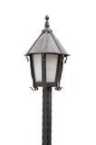 Lámpara de calle vieja. Fotografía de archivo libre de regalías
