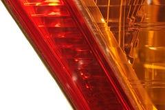 Lámpara de cola del coche Imagen de archivo