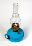 Lámpara de keroseno vieja Foto de archivo