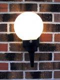 Lámpara de la casa Fotos de archivo