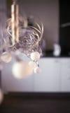 Lámpara de la cocina Imagen de archivo libre de regalías