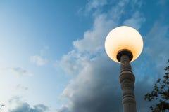 Lámpara de la esfera Imagen de archivo