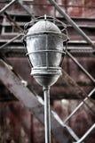 Lámpara de la fábrica Fotos de archivo libres de regalías
