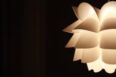 Lámpara de la flor Fotografía de archivo libre de regalías