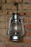 Lámpara de la gasolina del vintage Imagen de archivo