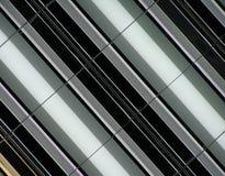 Lámpara de la hora solar Foto de archivo libre de regalías