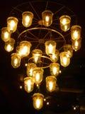 Lámpara de la iluminación Fotos de archivo libres de regalías