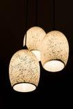 Lámpara de la iluminación Foto de archivo