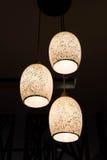 Lámpara de la iluminación Fotos de archivo