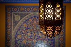 Lámpara de la linterna Fotografía de archivo libre de regalías