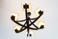 Lámpara de la luz de techo Imagen de archivo