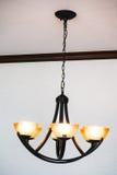 Lámpara de la luz de techo Imagenes de archivo