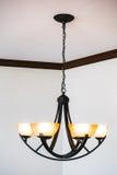 Lámpara de la luz de techo Fotografía de archivo libre de regalías