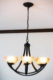 Lámpara de la luz de techo Fotos de archivo libres de regalías