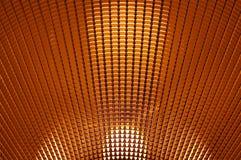 Lámpara de la textura fotografía de archivo