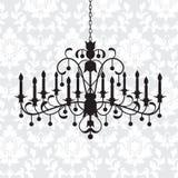 Lámpara de la vendimia Fotografía de archivo libre de regalías