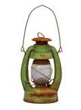 Lámpara de la vendimia Imagenes de archivo