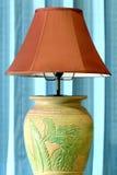 Lámpara de la vendimia. Foto de archivo libre de regalías