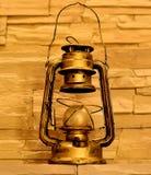 Lámpara de la vendimia Imagen de archivo libre de regalías