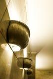Lámpara de mármol Fotografía de archivo