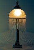 Lámpara de mesa Fotos de archivo