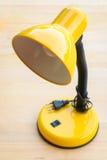 Lámpara de mesa imagen de archivo libre de regalías