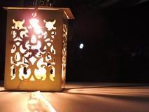 Lámpara de mesa foto de archivo