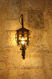 Lámpara de pared Imagenes de archivo