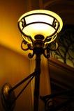 Lámpara de pared clásica Foto de archivo libre de regalías