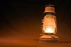 Lámpara de petróleo fotografía de archivo libre de regalías