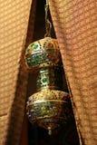 Lámpara de petróleo del este Foto de archivo libre de regalías