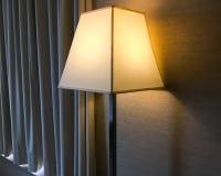 Lámpara de pie Foto de archivo