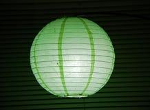 Lámpara de resplandor Foto de archivo