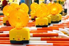 Lámpara de seguridad Fotos de archivo