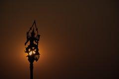 Lámpara de Shiva Foto de archivo libre de regalías