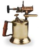 Lámpara de soldar Foto de archivo libre de regalías