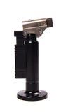 Lámpara de soldar de la casa en el gas Imagen de archivo