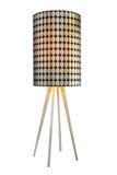 Lámpara de suelo Imagen de archivo libre de regalías