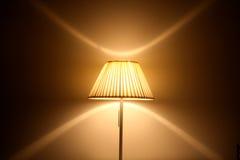 Lámpara de vector Imagen de archivo libre de regalías