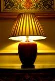 Lámpara de vector clásica Fotos de archivo libres de regalías