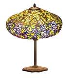 Lámpara de vector del art déco Fotografía de archivo libre de regalías
