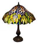 Lámpara de vector del art déco Foto de archivo libre de regalías