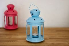 Lámpara decorativa Imagen de archivo