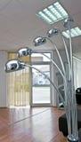 Lámpara decorativa moderna Foto de archivo libre de regalías