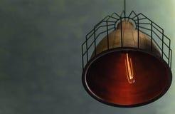 Lámpara decorativa moderna Fotos de archivo