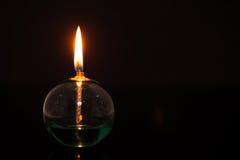 Lámpara del alcohol fotografía de archivo libre de regalías