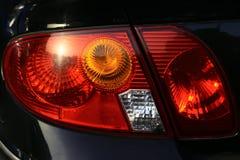 Lámpara del coche imagen de archivo libre de regalías